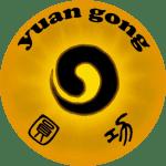 tai chi - qigong yuan gong logo